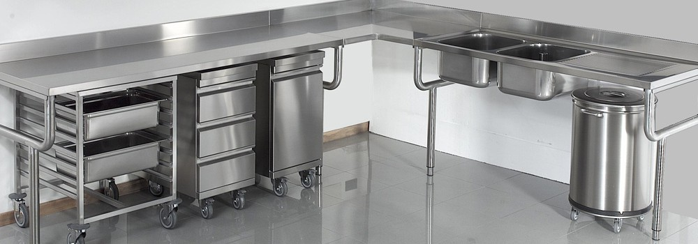 Inox alg rie cuve inox mat riel de restauration alg rie for Equipement hotellerie restauration