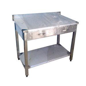 Table de travail centrale cuisinox algerie - Table de travail de boucher ...